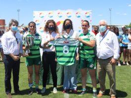 Andalucía gana el Nacional de Selecciones Autonómicas de Rugby Senior Femenino