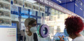 Baeza y Málaga, agraciadas con el primer premio de la Lotería Nacional
