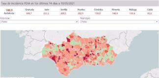 Conoce los municipios andaluces que mantienen el cierre perimetral