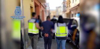 Detenidas hasta 21 personas por su implicación en los disturbios de La Línea