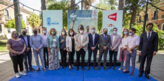 Huelva acoge la 'Huelva Spain Masters' con más de 270 deportistas
