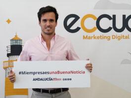 Juan Ruiz, el hombre tras la empresa de marketing digital más puntura de Córdoba