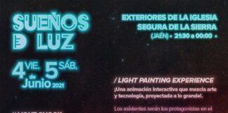 Segura de la Sierra acogerá un nuevo festival llamado 'Sueños de Luz'