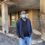 Sevilla se vuelca con el ciudadano senegalés que perdió su puesto en un incendio