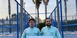 Dos cordobeses crean Propádel España, una asociación de campeonatos de pádel amateur