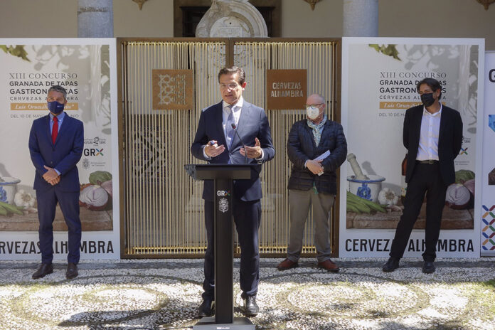 Granada rinde homenaje a sus famosas tapas con un concurso gastronómico