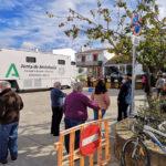 Andalucía suma 2.894 curados y la tasa se sitúa por debajo de 200