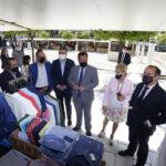 La Feria de Comercio del Casco Antiguo de Sevilla retorna a Plaza Nueva