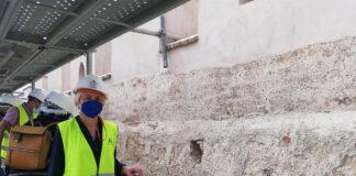 La Alcazaba de Almería recuperará su color original