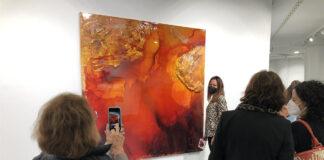 Víctor Pulido muestra sus últimas creaciones en 'Donde hay arte, hay corazón'