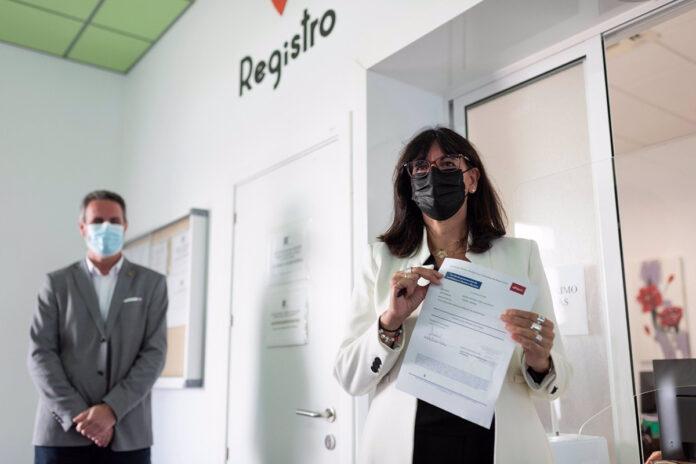 La Universidad de Huelva reelige como rectora a María Antonia Peña