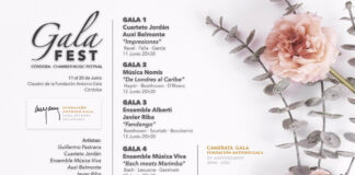 Córdoba estrena en junio su primer Festival de Música de Cámara