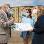 Nuevas excavaciones en Medina Azahara se centran en la Plaza de Armas