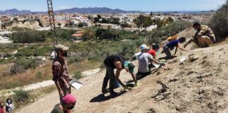 Vera comienza las excavaciones en busca de la desconocida ciudad medieval de Bayra