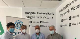 'Payasos de Hospital' hace una donación para la investigación contra el cáncer en Málaga