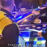 Detenido tras una persecución a 200 km/h por las calles de Sevilla