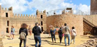 Baños de la Encina, reconocido como pueblo más bonito de España 2021