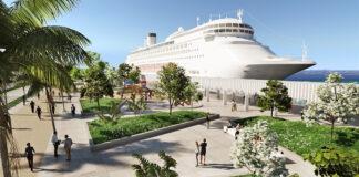 La integración del muelle Ciudad en Cádiz, prevista para 2022