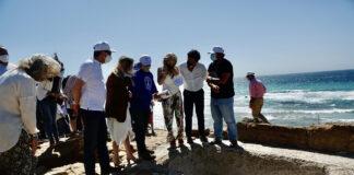 Los hallazgos arqueológicos de Caños de Meca serán protegidos como BIC