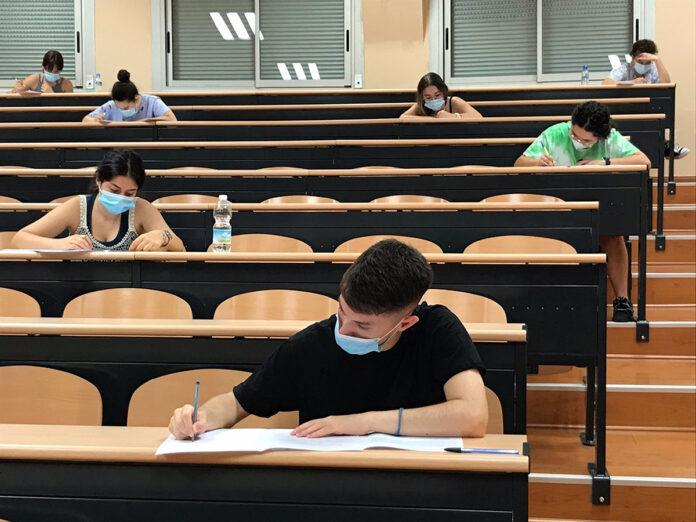 Abierto plazo para matriculación en la PEvAU de alumnos de 2º Bachillerato