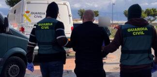 Seis detenidos por el asesinato por disparos en Aguadulce en enero