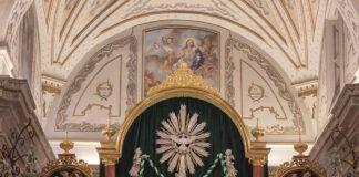 Visitas responsables a la Blanca Paloma en un tranquilo lunes de Pentecostés
