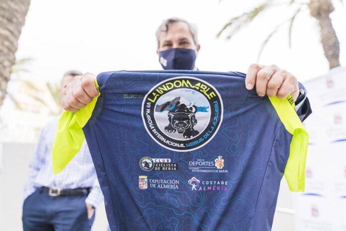 'La Indomable' vuelve a la Alpujarra en una ruta de 200 kilómetros