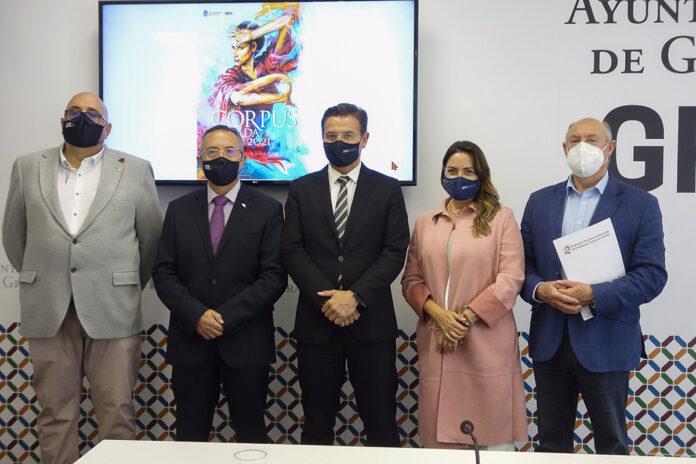 Corpus en Granada 2021: sin casetas pero con atracciones