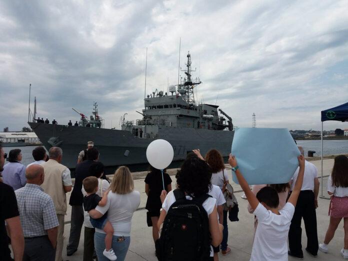 El patrullero de la Armada Serviola hace escala en Motril este fin de semana