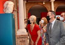 Los últimos hallazgos de Cástulo ya se exhiben en el Arqueológico de Linares