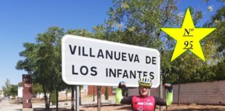 Fran Menor, el ciclista que visibiliza los pueblos andaluces tras sufrir una terrible lesión