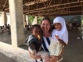 Los Barrientos-Luque, una familia cordobesa comprometida con la infancia africana