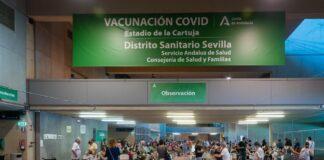 Andalucía citará a vacunación a menores de 40 la próxima semana