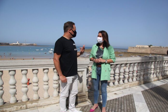 Cádiz acogerá la Grand Prix Andalucía de SailGP