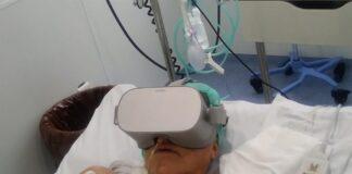 El Clínico de Málaga pone en marcha un programa de realidad virtual