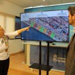 Fuengirola, la localidad más innovadora en el control de aforos de playas