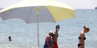 Las aguas de baño de playas andaluzas se encuentran en niveles de calidad