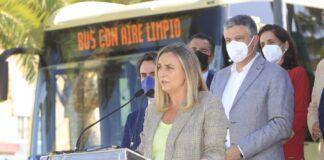 Los autobuses andaluces contarán con sistema de purificación de aire para combatir el Covid