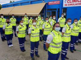Parten 20 sanitarios andaluces a Costa Rica para ayudar en la lucha contra la pandemia