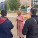 Sevilla creará una nueva zona verde de ocio y esparcimiento en Sevilla Este