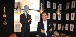 Pablo López, el fundador de una marca de moda andaluza 'Imparable'