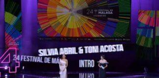 Silvia Abril y Toni Acosta conducen la inauguración del 24 Festival de Cine de Málaga
