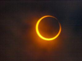 Cómo se verá este jueves el eclipse anular de sol en Andalucía