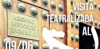 Visitas guiadas teatralizadas al Archivo Histórico Provincial de Cádiz