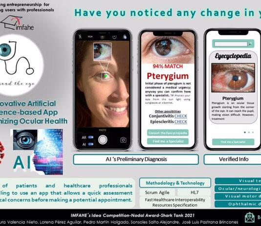 Científicos malagueños diseñan una app que detecta enfermedades oculares