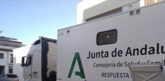Nuevos cribados poblacionales en 23 localidades andaluzas