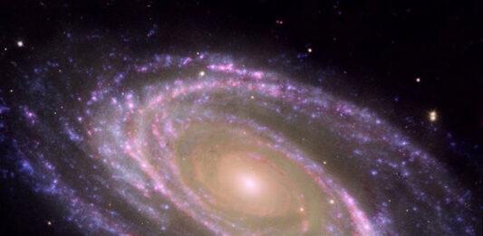 Identifican el origen de las estructuras galácticas más antiguas del universo
