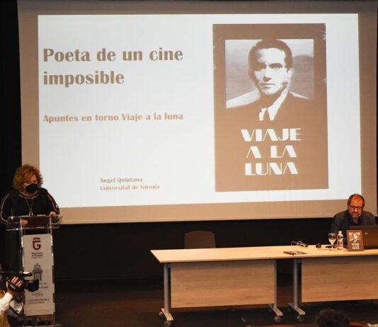 Una exposición recrea el único guión de cine de Lorca