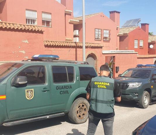 Narcotraficantes escondían en una vivienda de Algeciras 15 millones de euros