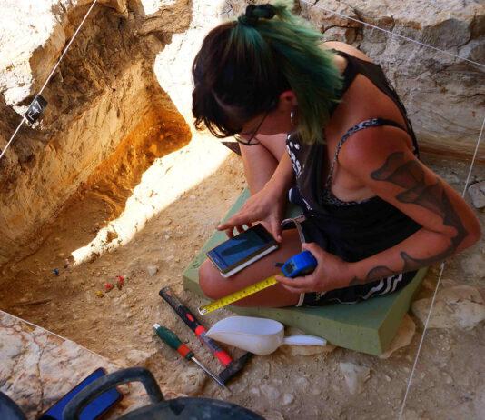 Orce fue la cantera de los primeros pobladores de Europa hace 1,4 millones de años